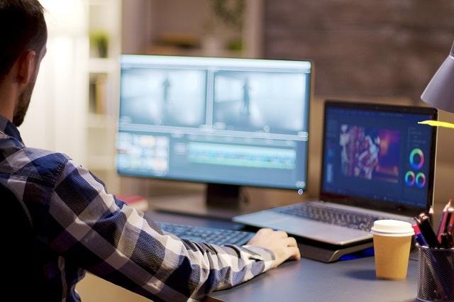Filmproduktion Postproduktion